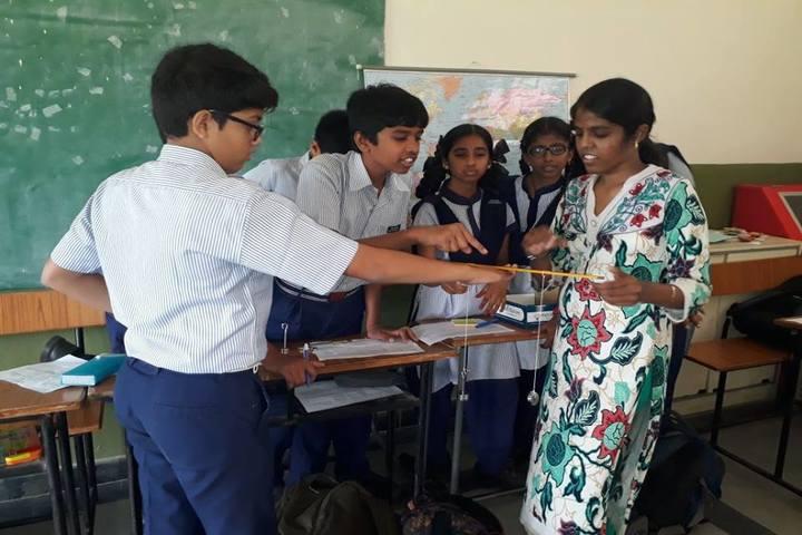 Tejasvi Vidyaranya-Teaching Method