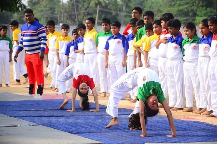 Tejasvi Vidyaranya-Yoga
