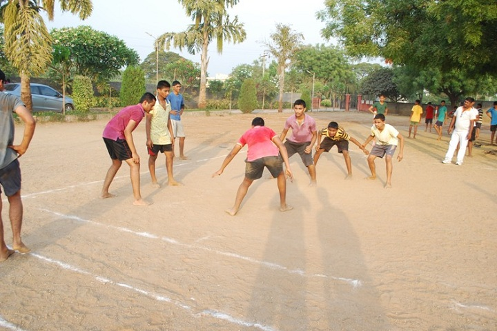 Tejaswi High School-Kabaddi