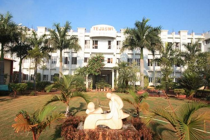 Tejaswi High School-Campus View