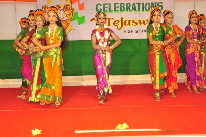 Tejaswi High School-Classical Dance