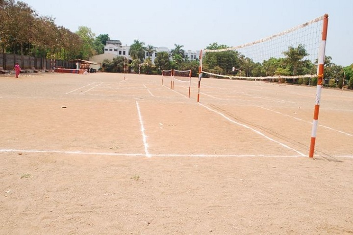 Tejaswi High School-Play Ground