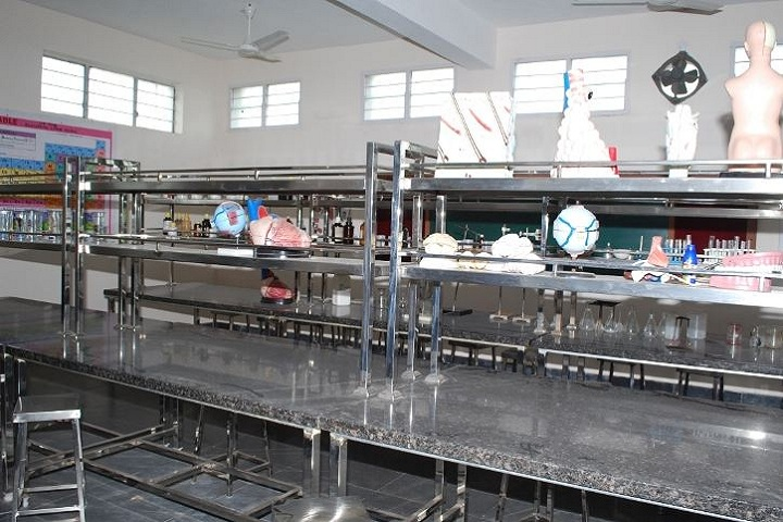 Tejaswi High School-Science Lab
