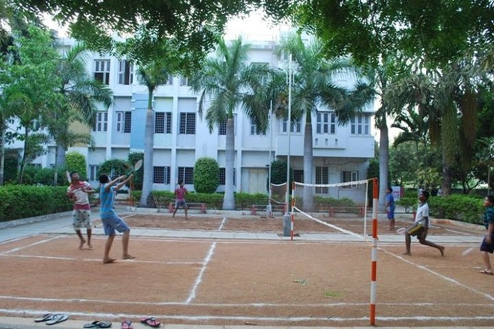 Tejaswi High School-Sports