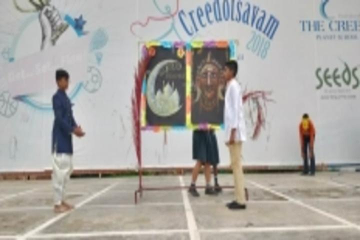 The Creek Planet School-Bakrid Commemoration