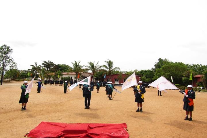 The Creek Planet School-Event