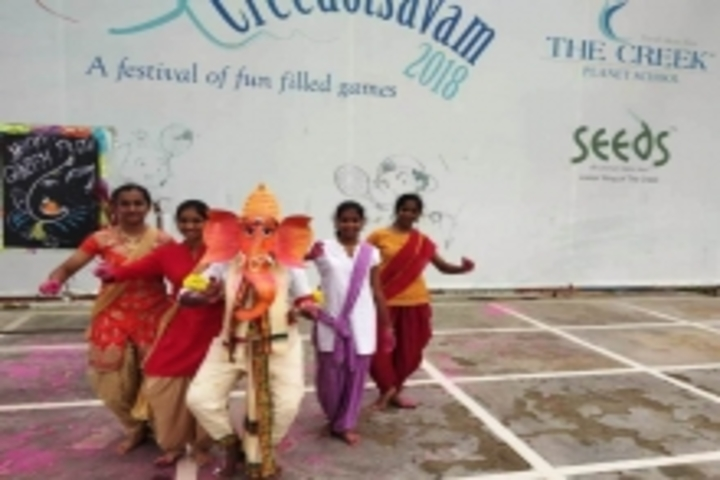 The Creek Planet School-Festival Celebrations