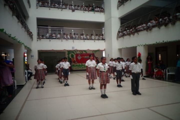 The Global Edge School-Assembly Hall