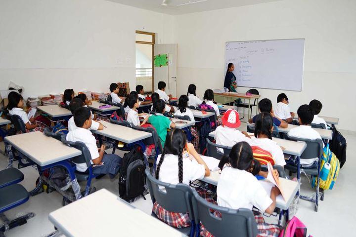 The Global Edge School-Classroom