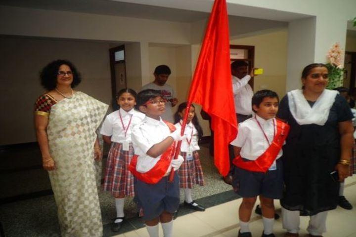 The Global Edge School-Event