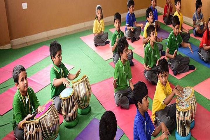Unicent School-Music Room