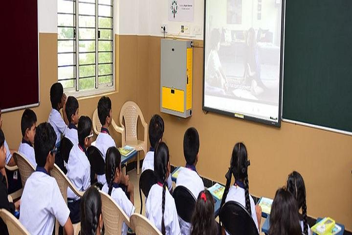 Unicent School-AV Room