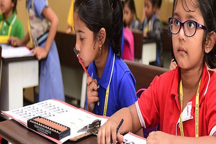 Unicent School-Abacus Class