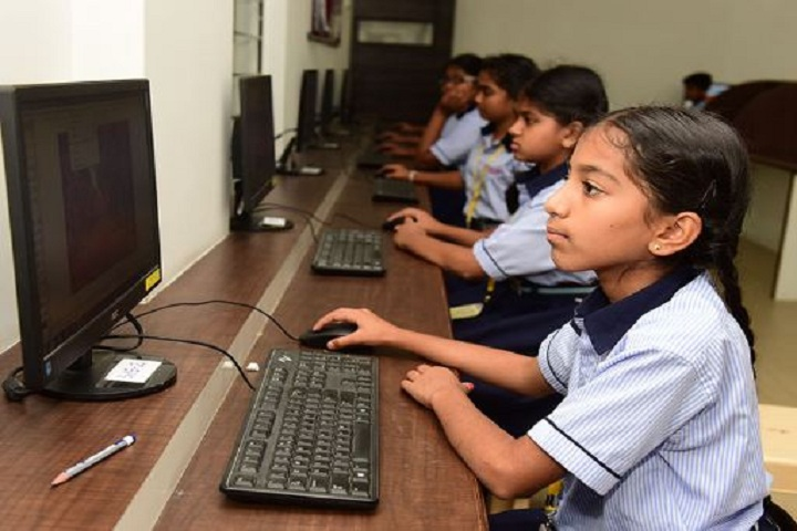 Unicent School-Computer Lab