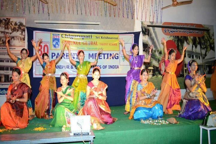 Chigurupati Sri Krishnaveni School-Classical Dance