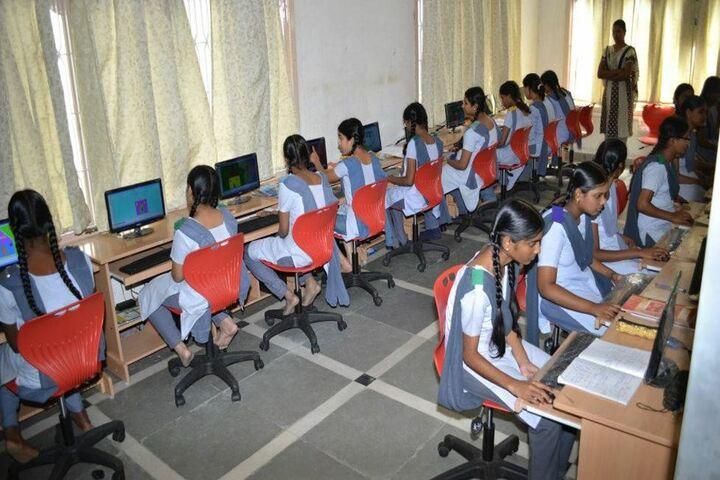 Chigurupati Sri Krishnaveni School-Computer Lab