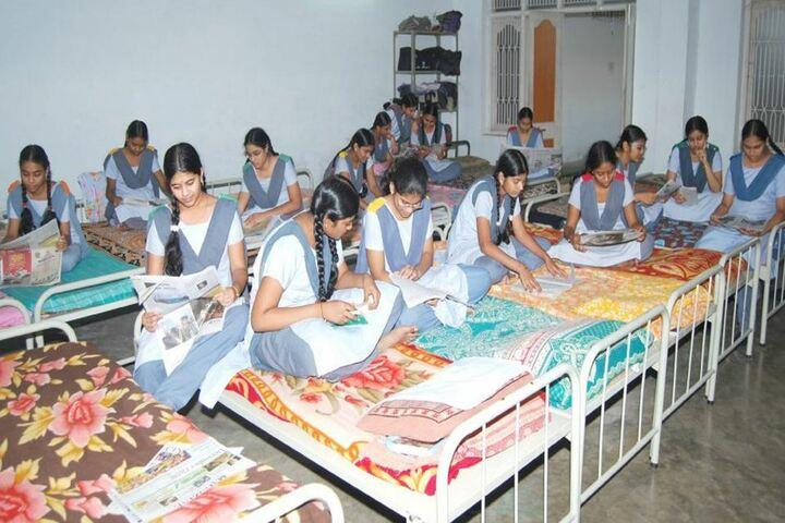 Chigurupati Sri Krishnaveni School-Hostel