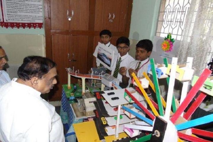 Warangal Public School-Arts