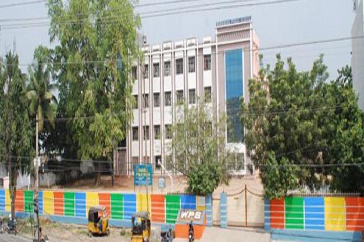Warangal Public School-Campus View
