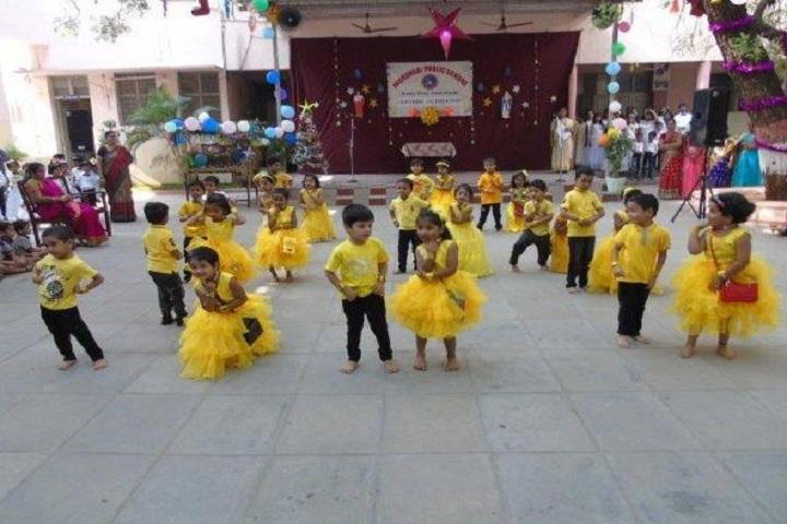 Warangal Public School-Dance