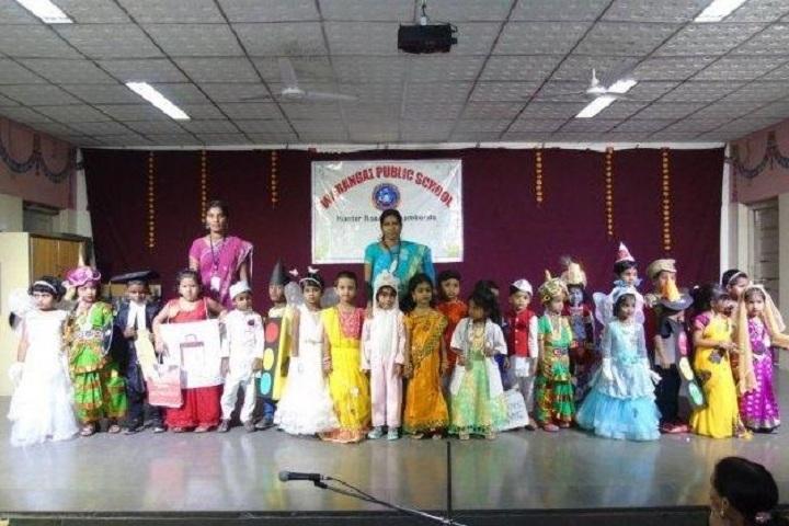 Warangal Public School-Events