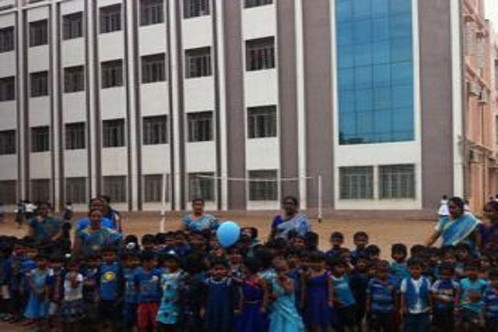 Warangal Public School-Students
