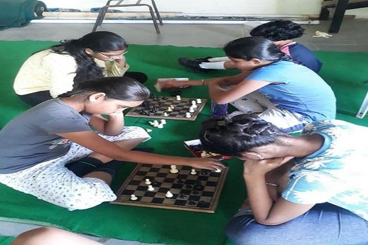 Zee High School-Indoor Game