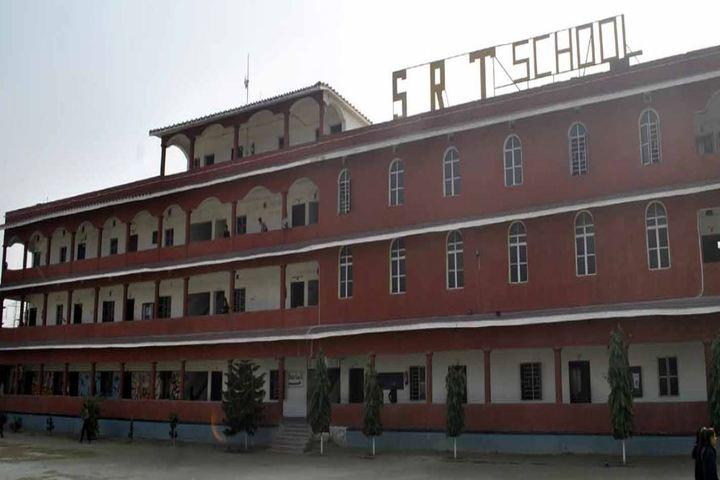 S R T School-Campus View