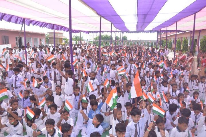 S R T School-Independence Day