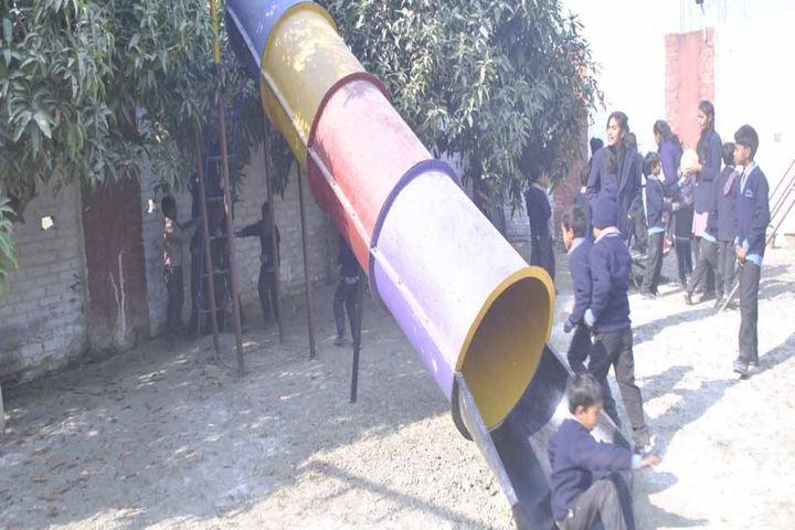 S R T School-Play Area