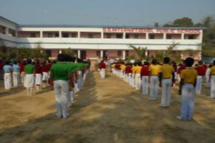 S S International Public School-Assembly