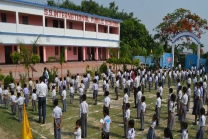 S S International Public School-Campus