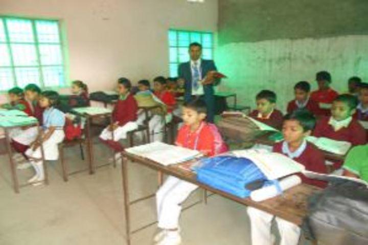 S S International Public School-Class Room 1