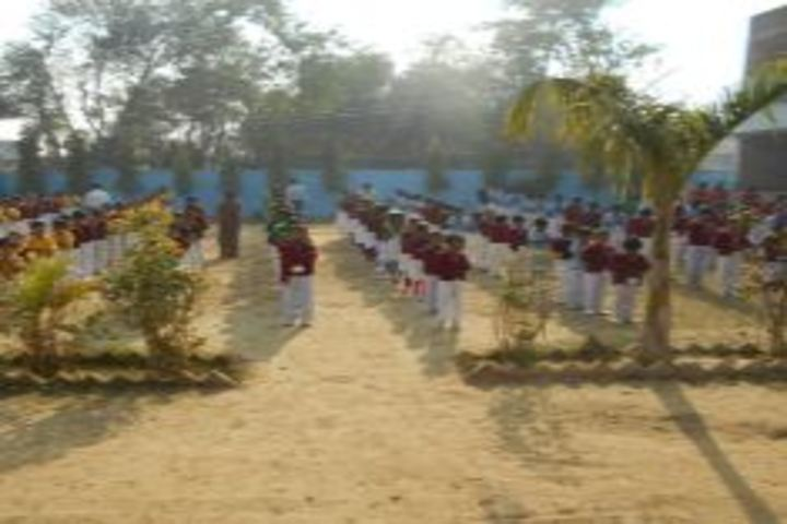 S S International Public School-Prayer