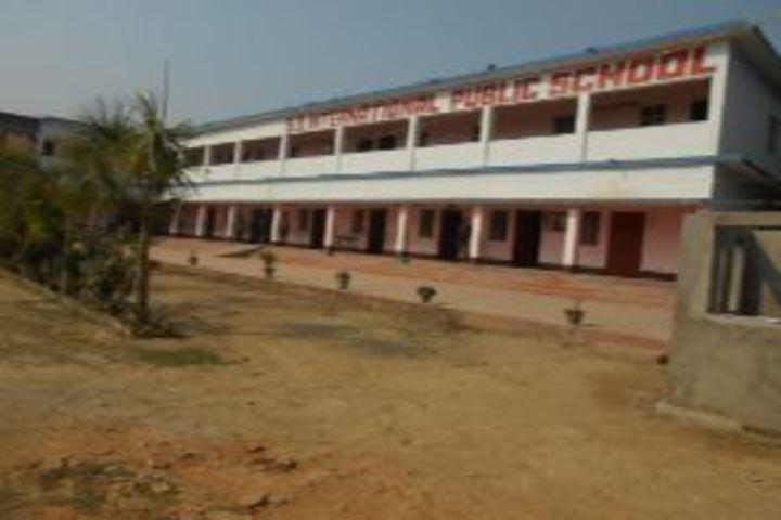 S S International Public School-School Building