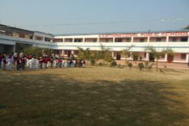 S S International Public School-School Ground