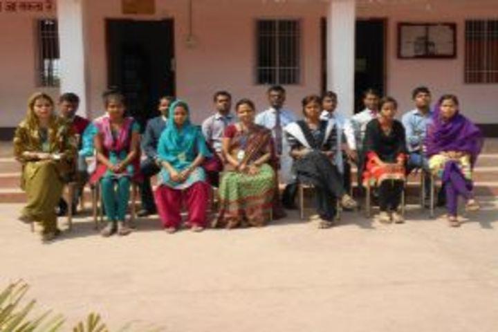 S S International Public School-Staff