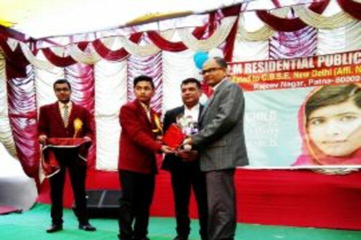 S V M Residential Public School-Achievements