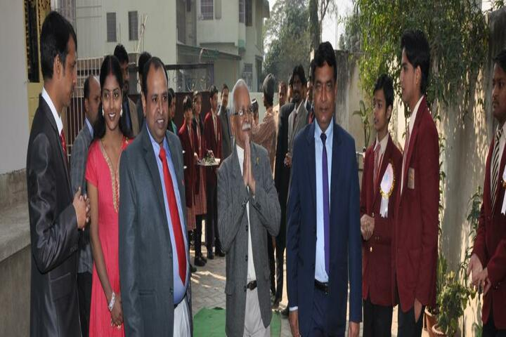 S V M Residential Public School-Guest Lecture