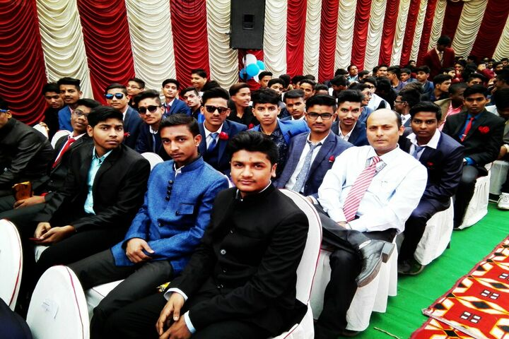 S V M Residential Public School-Students