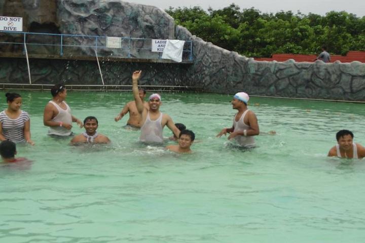 Synod Foundation English Medium School-Swimming Pool
