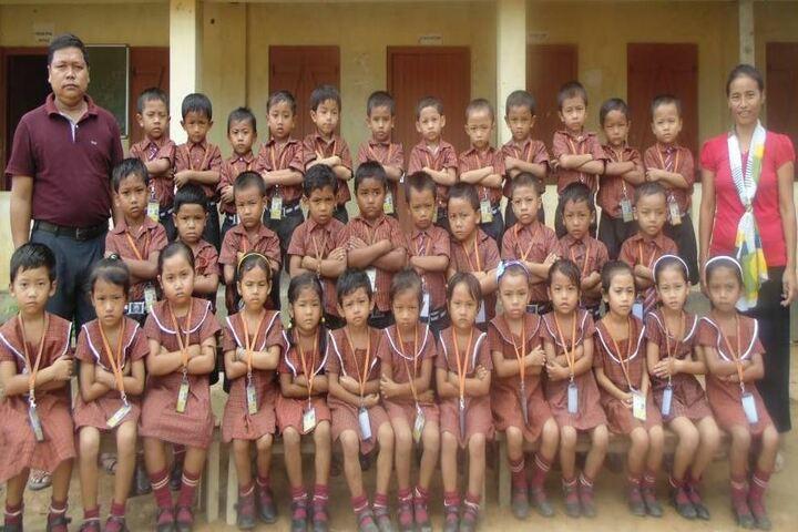 Synod Foundation English Medium School-Class