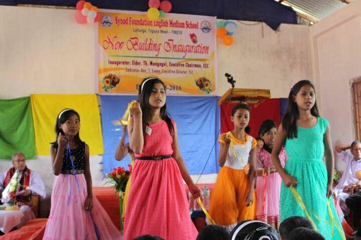 Synod Foundation English Medium School-Dance