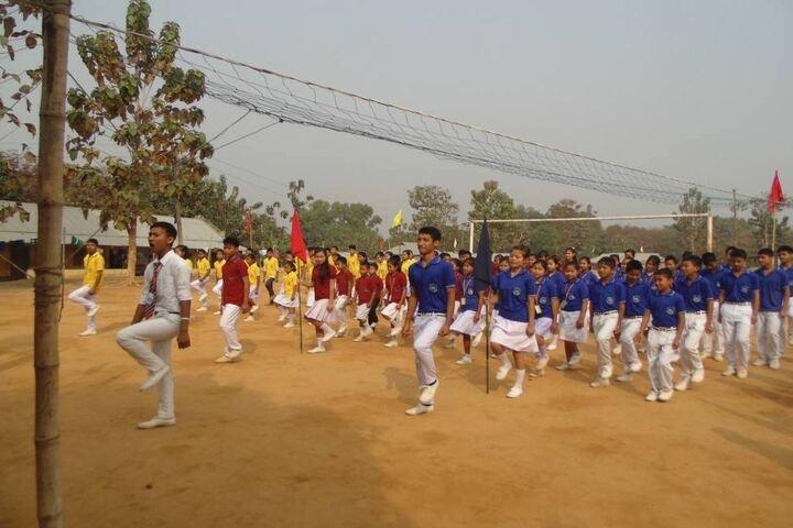 Synod Foundation English Medium School-Sport Day