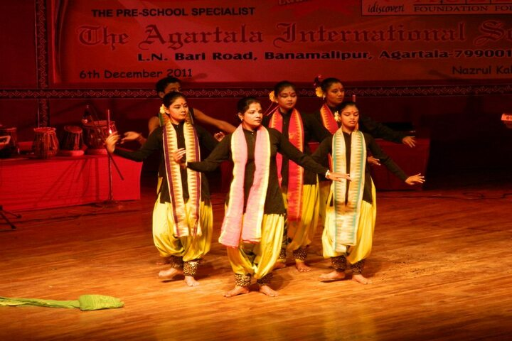 The Agartala International School-Annual Day