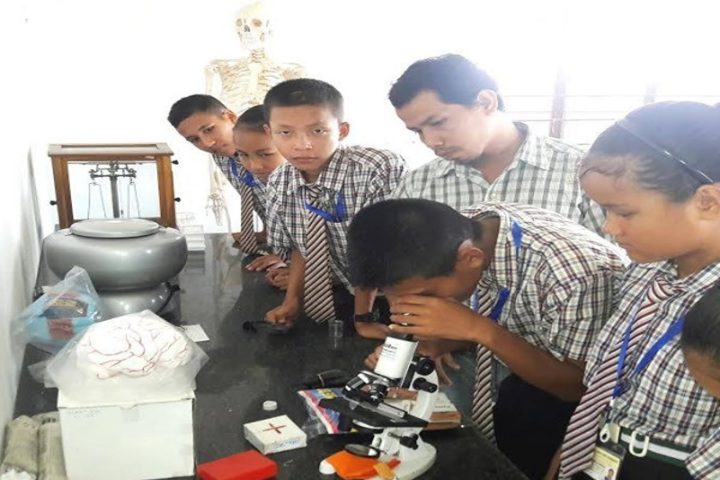 Twimuk Christian Academy-Biology Lab