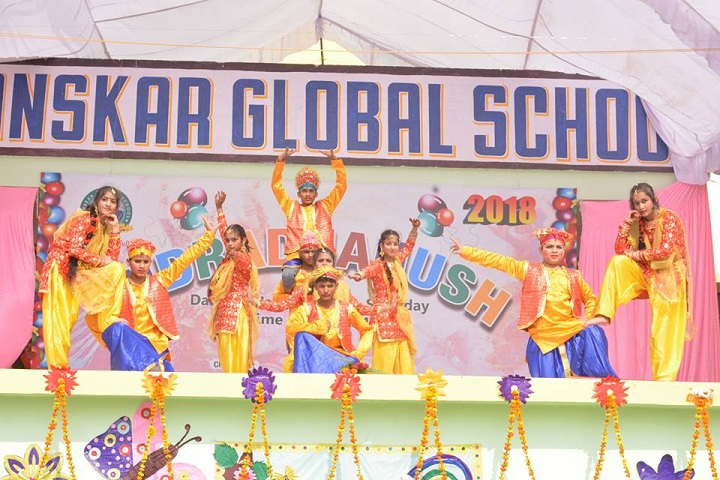 Sanskar Global School-Annual Day