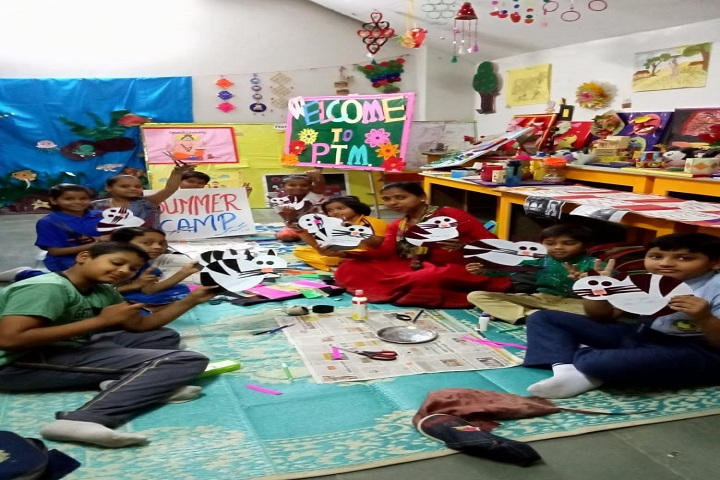 Sanskar Global School-Art and Craft
