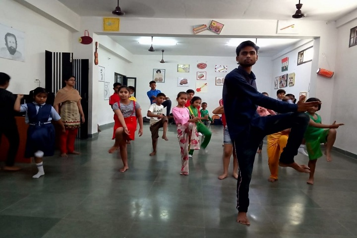 Sanskar Global School-Dance Room