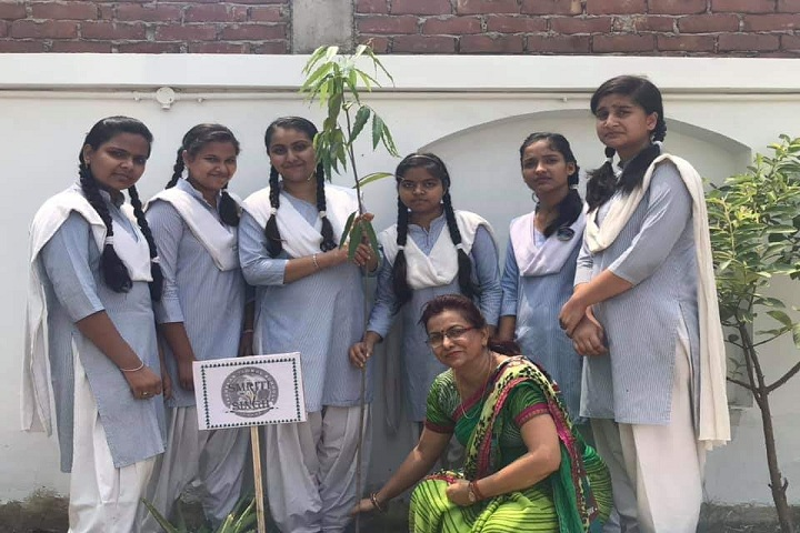 Sanskar Global School-Tree Plantation